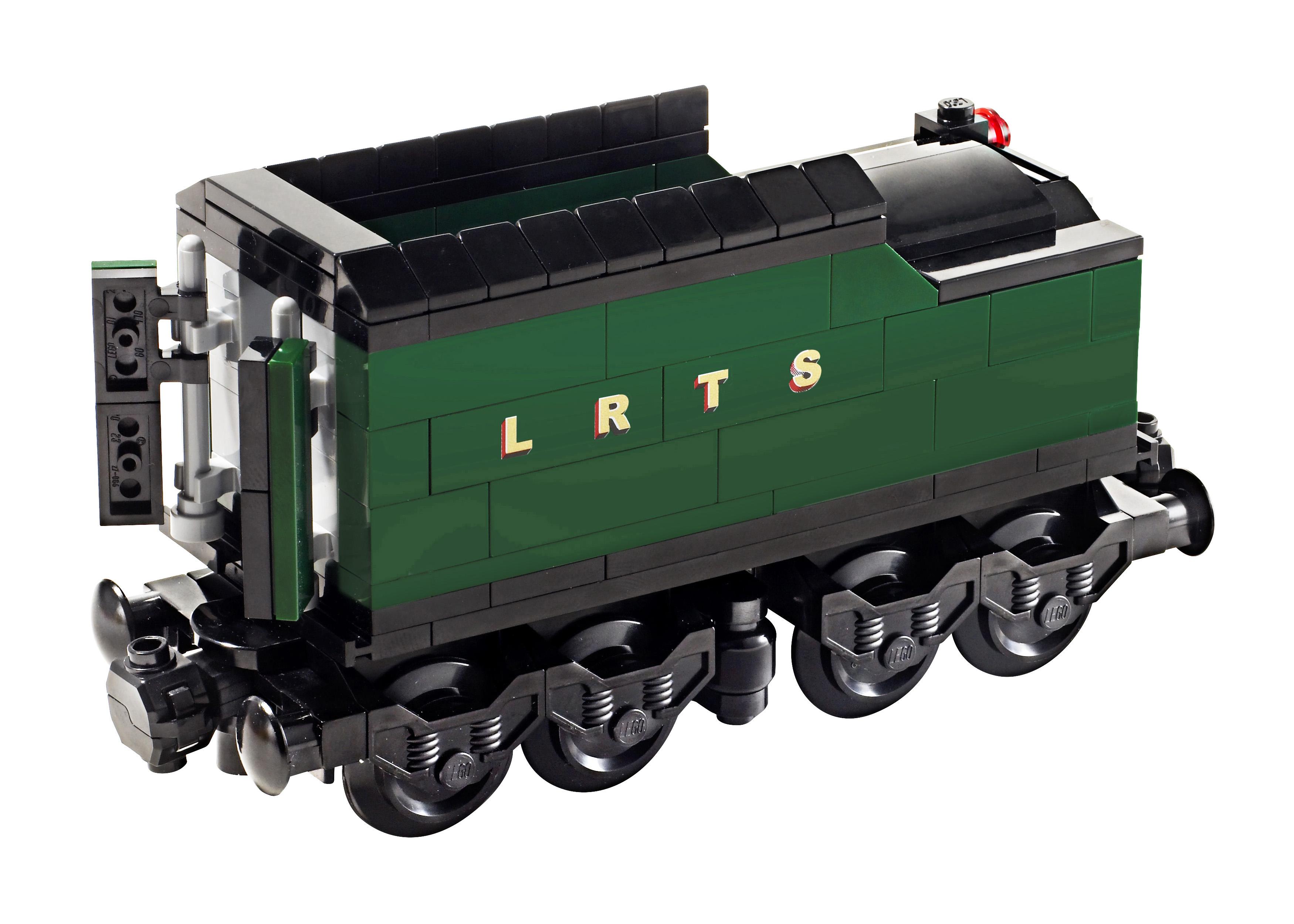10194 Emerald Night Exclusive 2009 Lego Train Tech