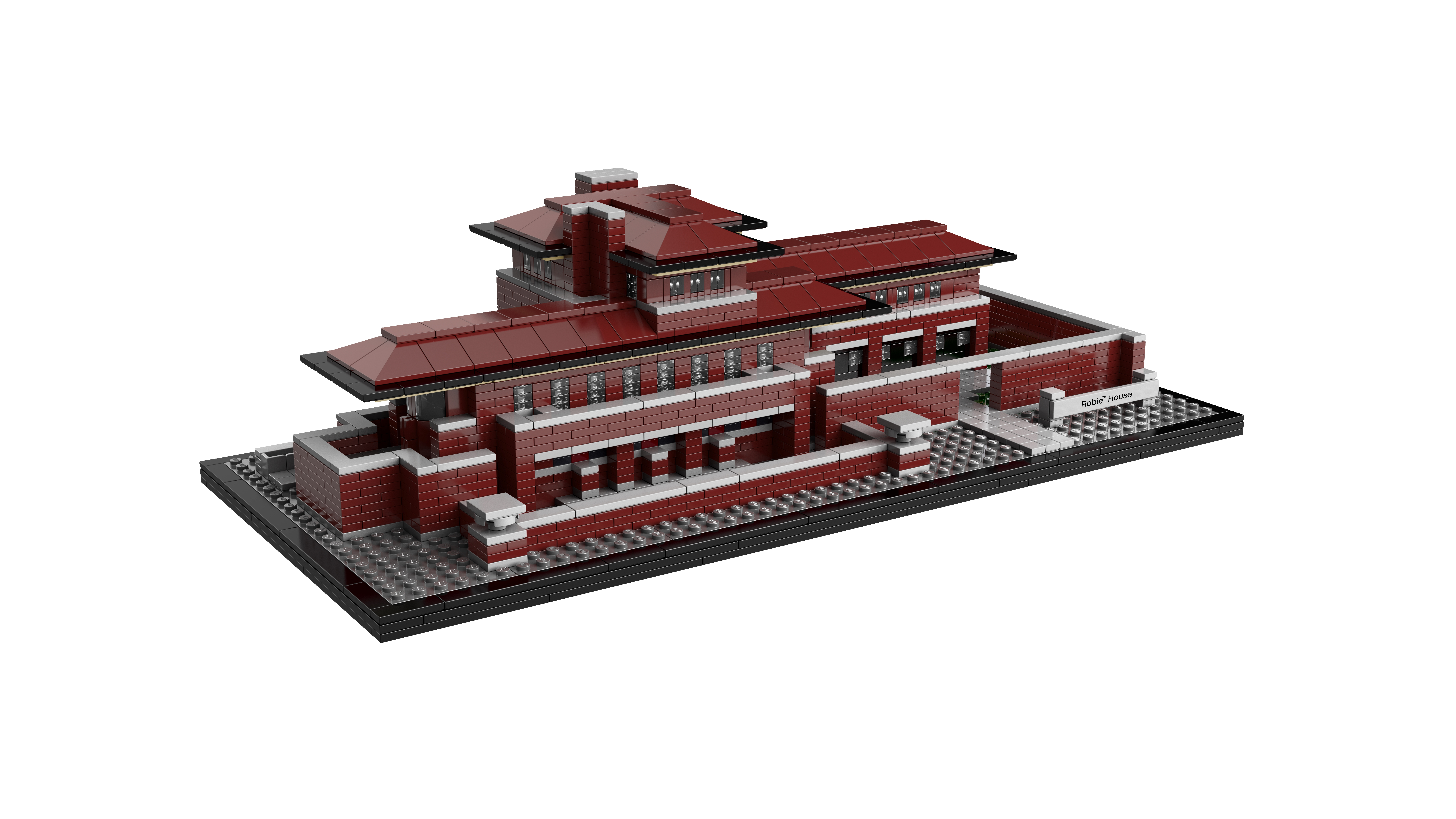 2011 lego architecture news rumours special lego for Architecture lego