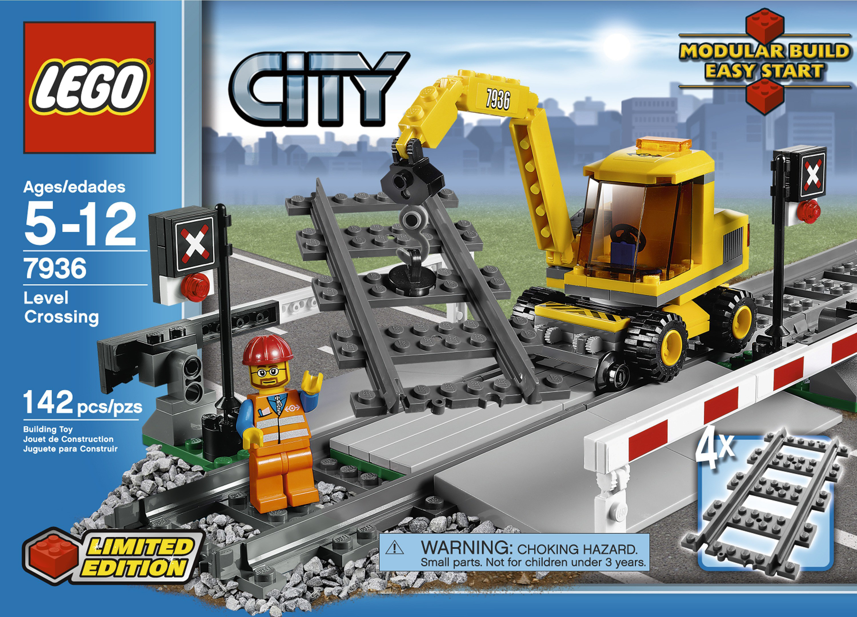 Lego Train Sets Warning Pictures Can Be 2500 Pxl Lego 7936 Level