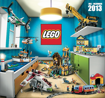 German LEGO Brand Catalogue 2013 - General LEGO Discussion