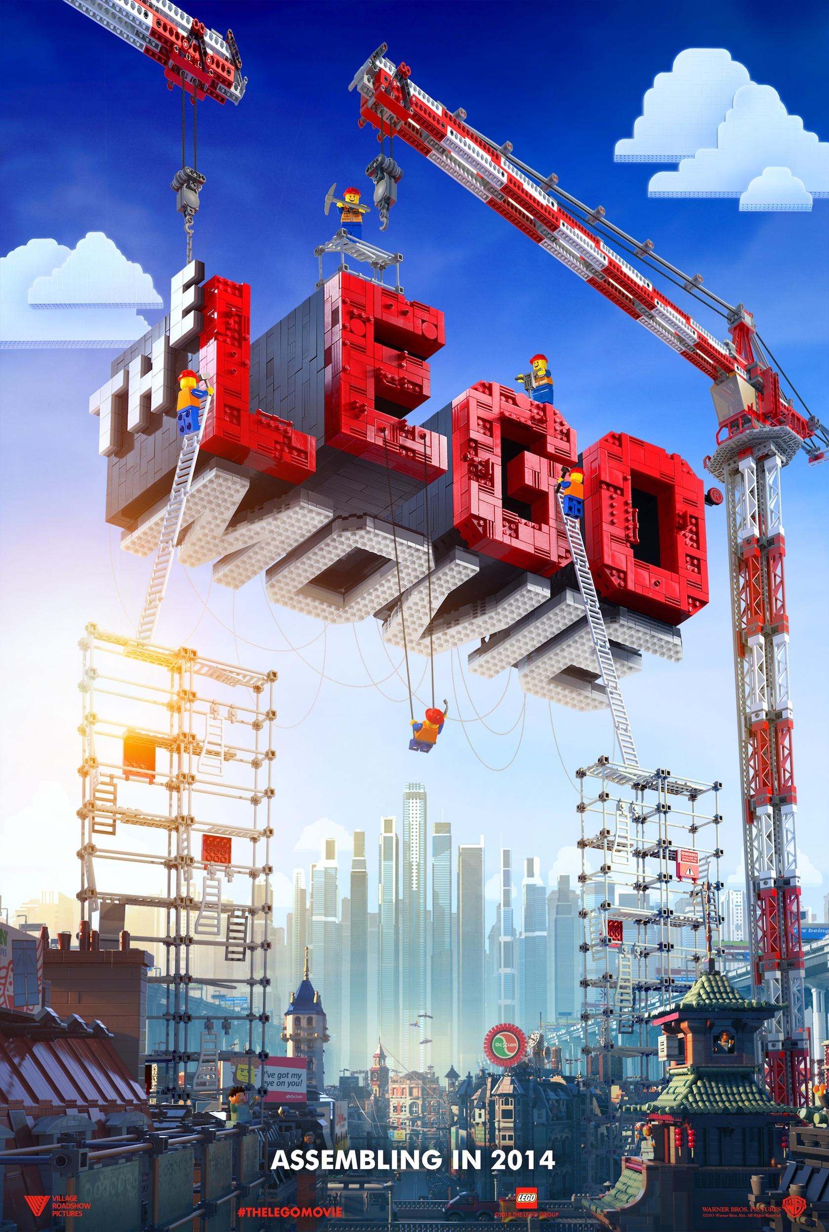 2014 LEGO Modular Building is ………