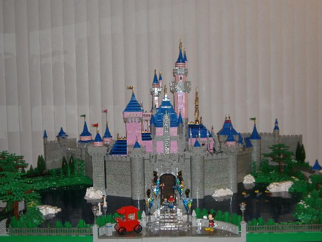 Amazing Disney Land Castle Special Lego Themes Eurobricks Forums