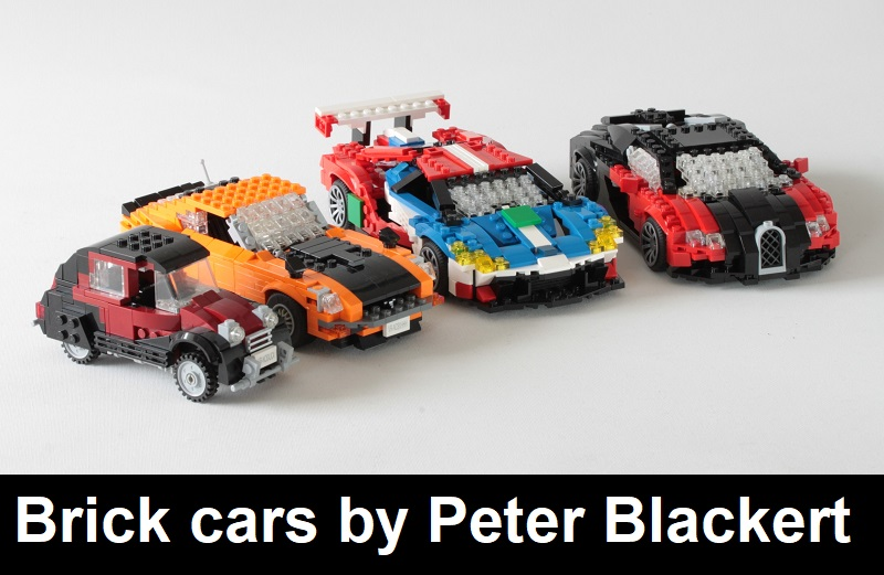 Book Review How To Build Brick Cars By Peter Blackert Lego Scale
