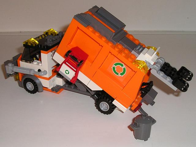 7991 Alternate model - LEGO Town - Eurobricks Forums