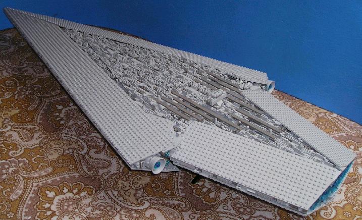 tekforums lego aircraft carrier