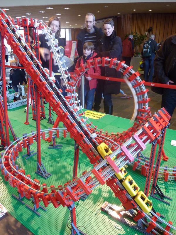 Re Eine Machbarkeits Studie Oder Die Neue Achterbahn Lego