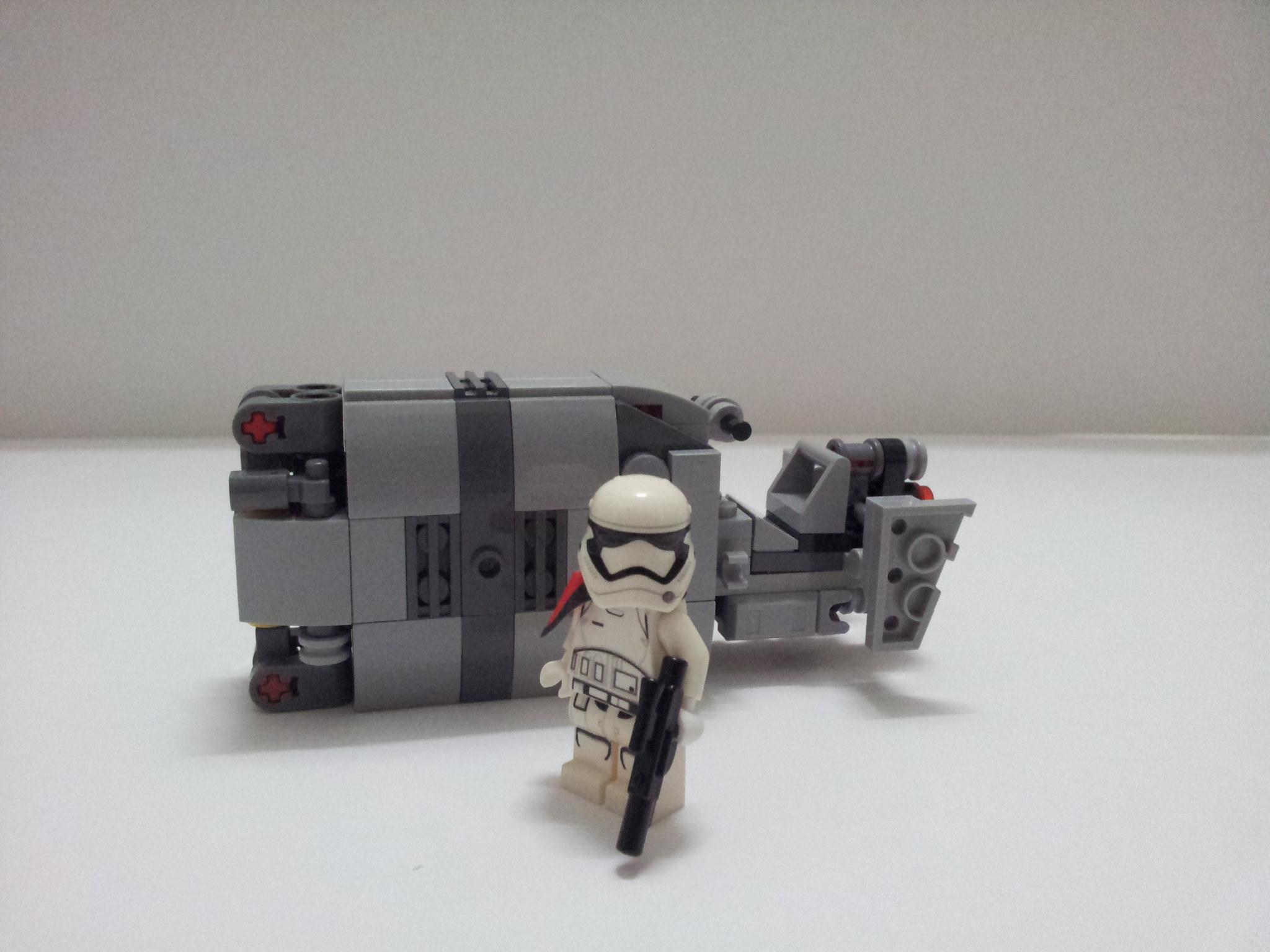 star wars speeder 冰棍型之二