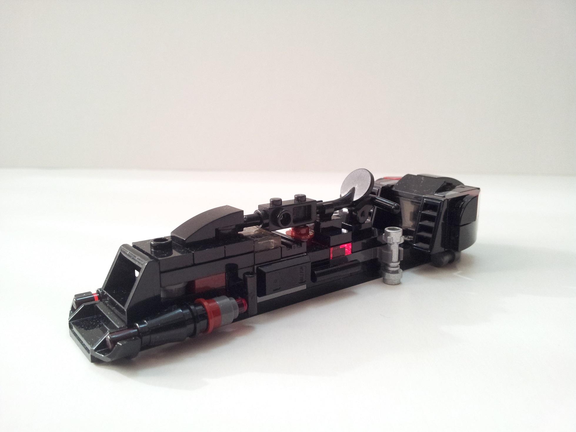 Star Wars Sith Speeder 1