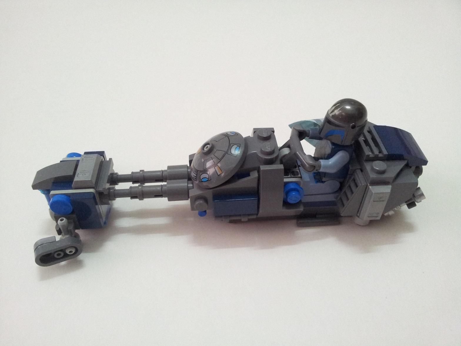 Mandalorian's Speeder