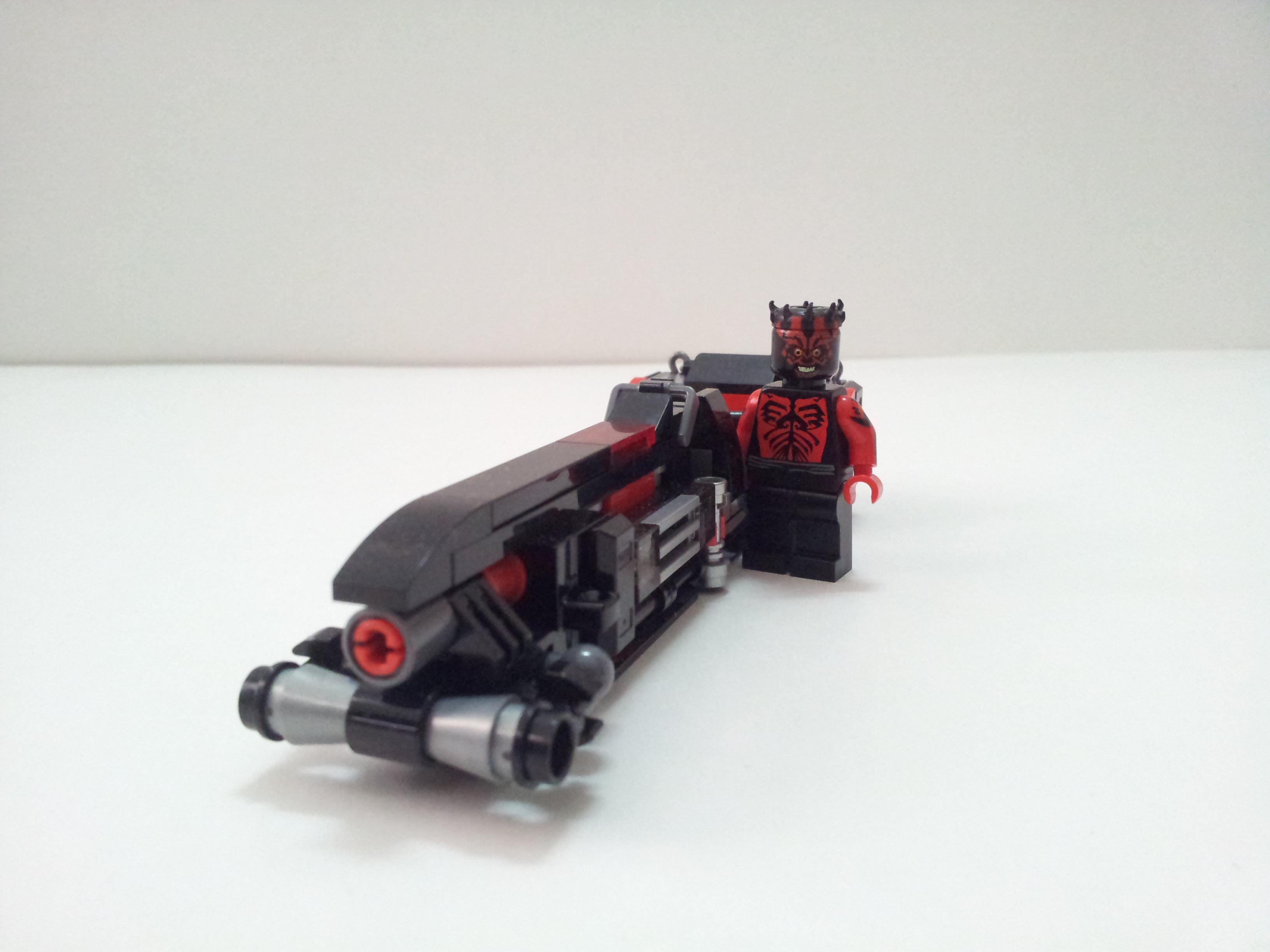 Darth Maul's Sith Speeder