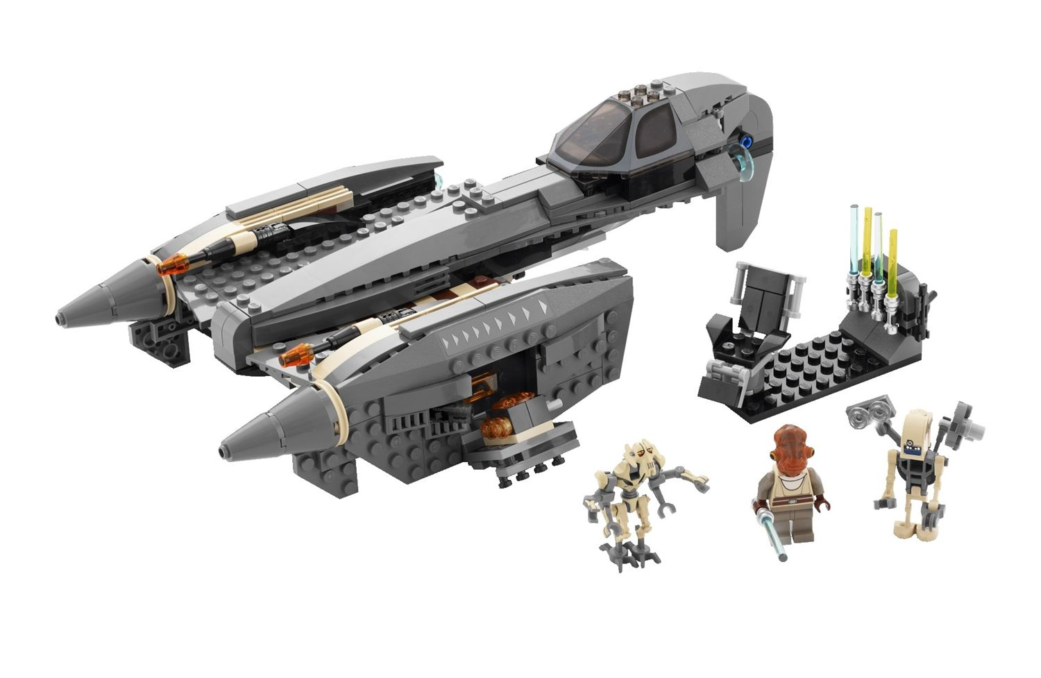 Image Gallery lego star wars starfighter