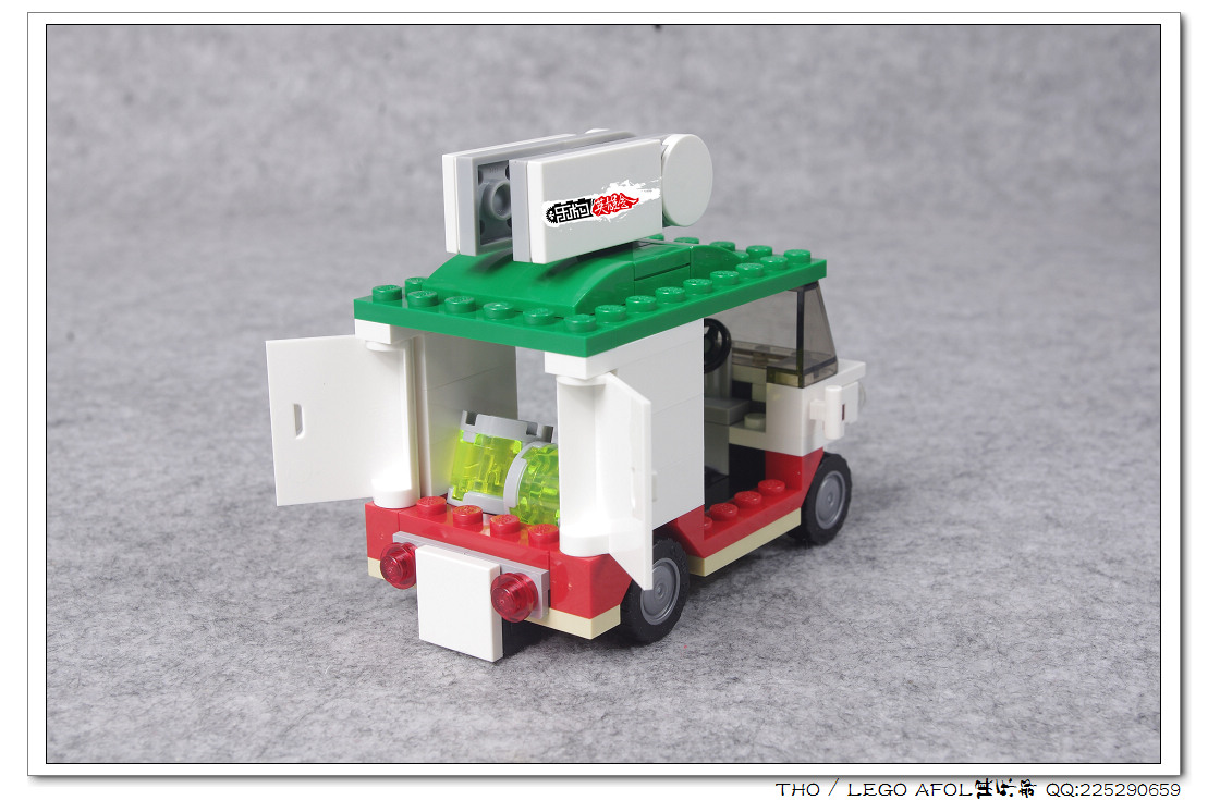THO图赏】乐高 lego 79104 The Shellraiser Street Chase (无人 ...