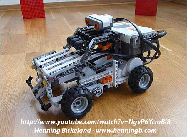 lego mindstorms nxt 2.0 instructions