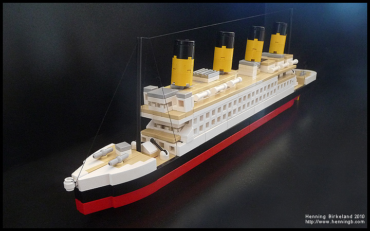 Titanic Special Lego Themes Eurobricks Forums