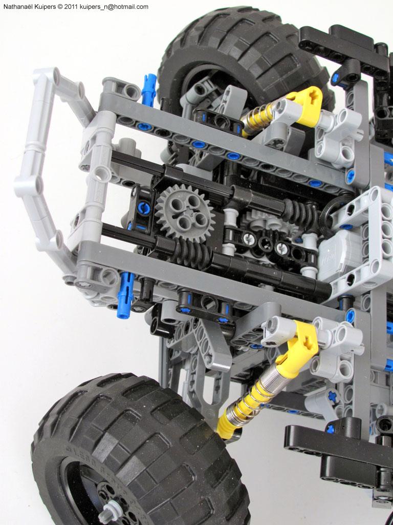New EV3, NXT XL Gear Rack and LBG Housing LEGO Technic