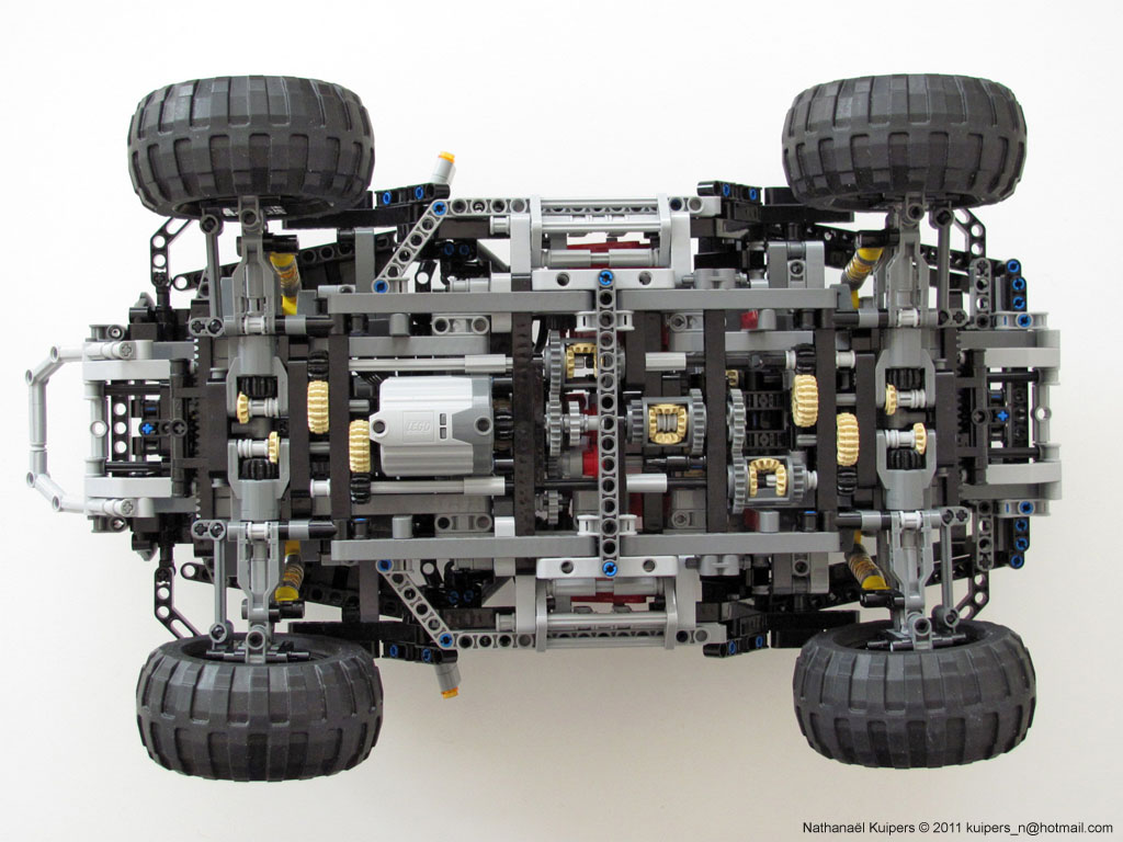 Jeep Hurricane Engine