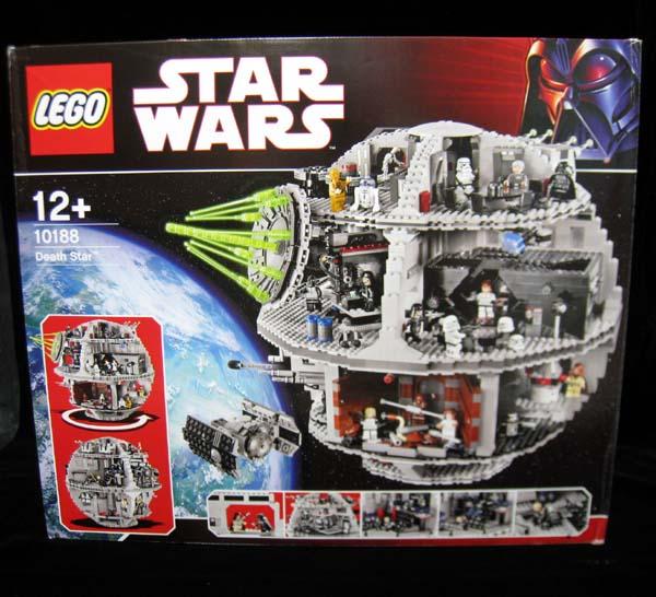 [達斯康評鑑]2008 星戰系列 10188 Death Star 死星