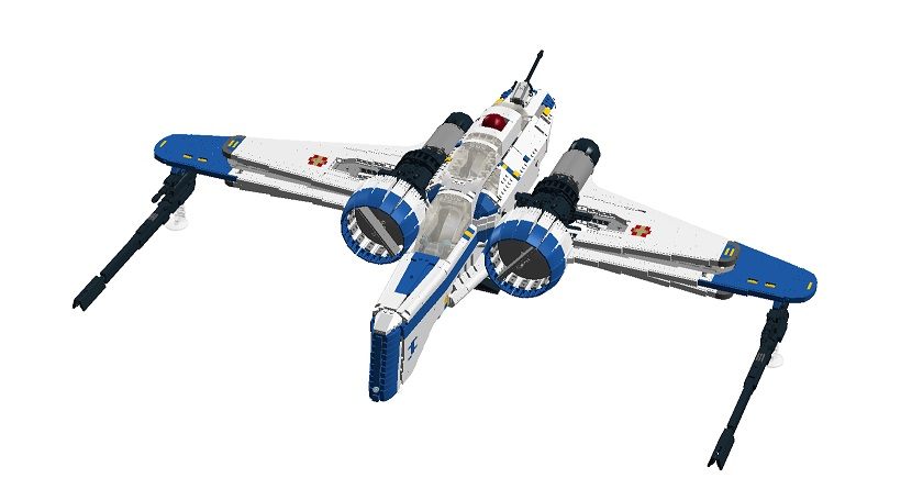 Arc 170 Starfighter Page 3 Lego Star Wars Eurobricks Forums