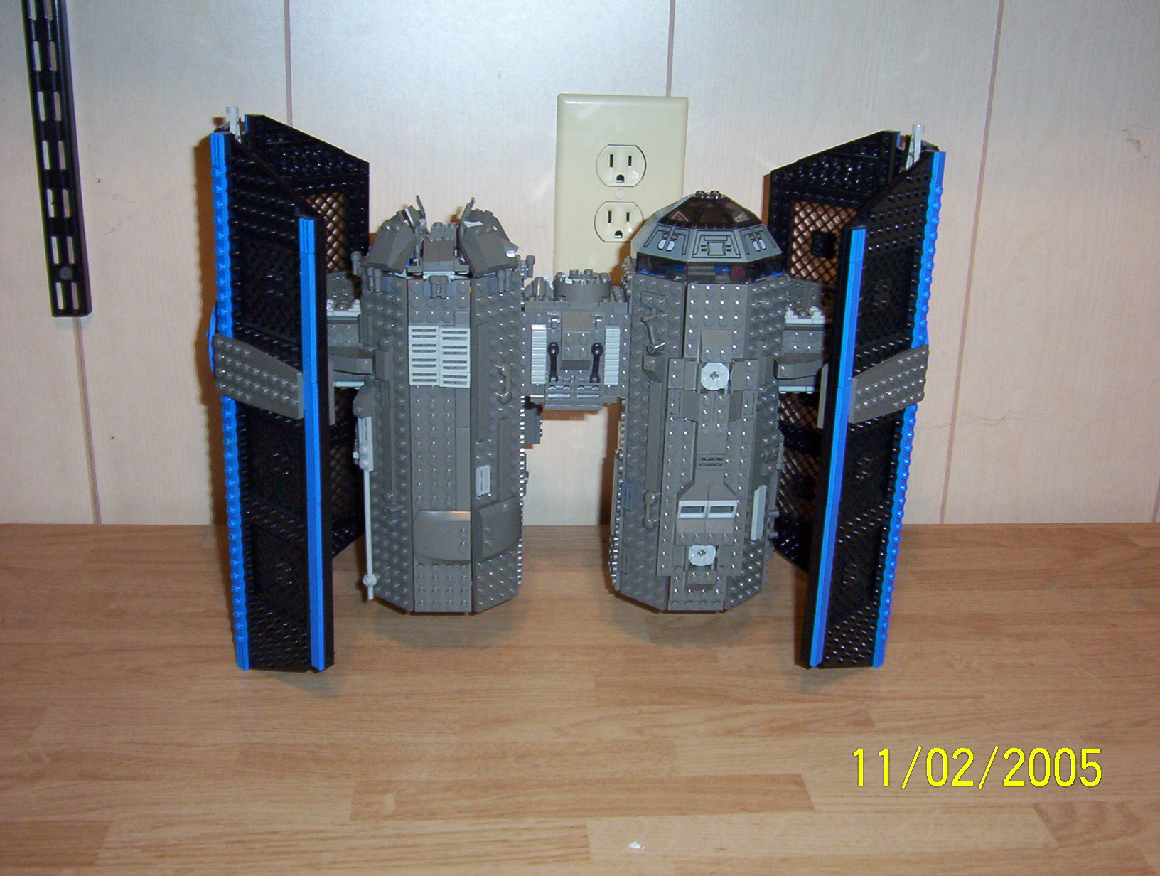 Fbtbforums View Topic Ucs Tie Bomber And Fighter