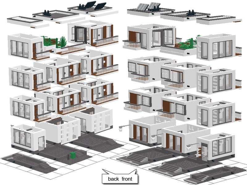 Modular Apartment Buildings - Home Design Ideas