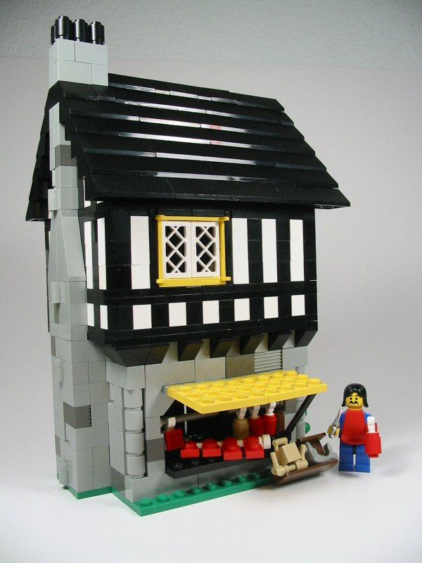 Classic Castle Advanced Tudor Style Techniques