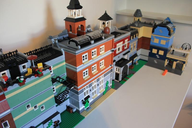 Modular Buildings Together Lego Town Eurobricks Forums