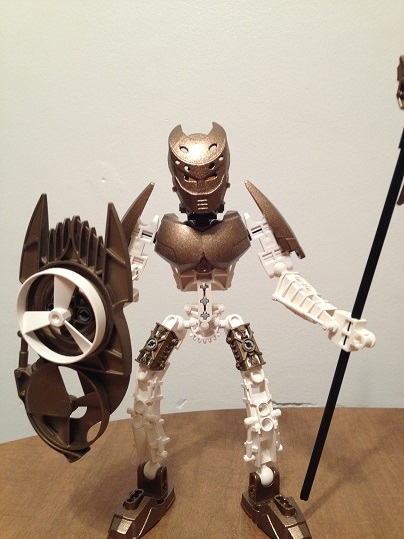 toa hagah complete customized set bionicle based creations bzpower