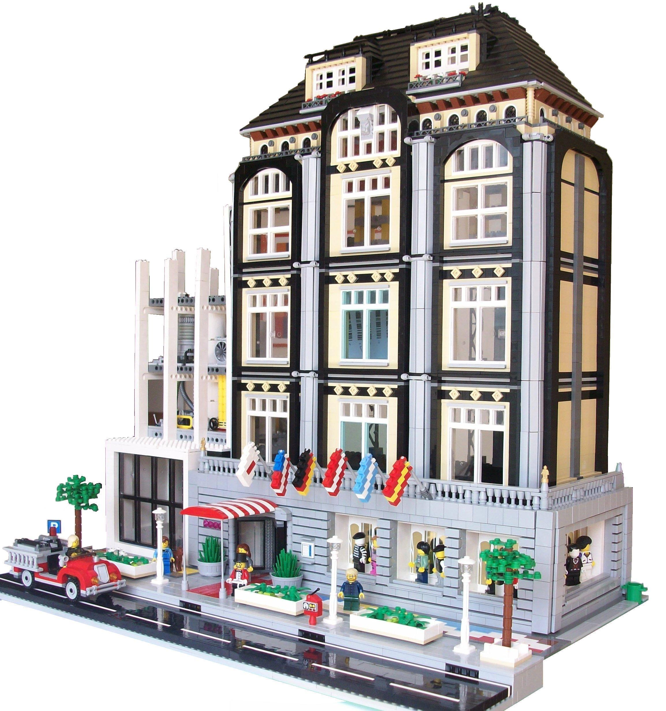 Brick Town Talk: A Night to Remember - LEGO Town