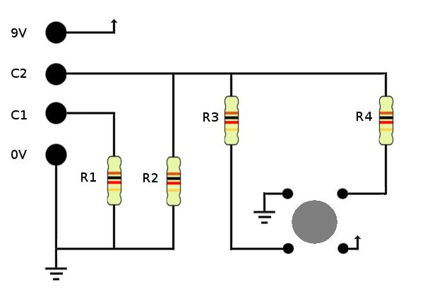tilt sensor wiring diagram