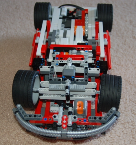 The Nxt Step Is Ev3 Lego 174 Mindstorms 174 Blog Nxt Car V2 0