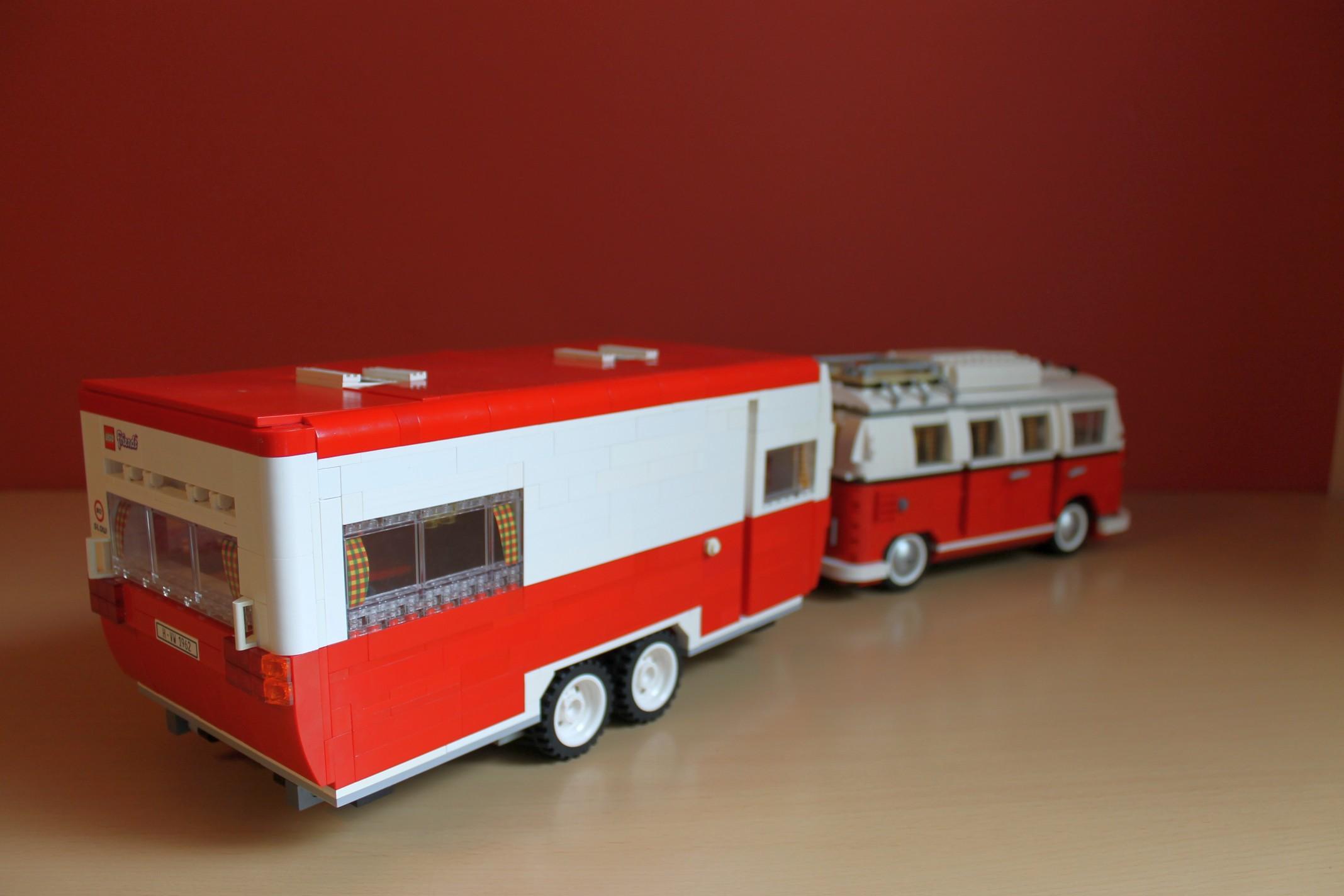 Forum Miłośników Klocków Lego View Topic Przyczepa Kempingowa Do