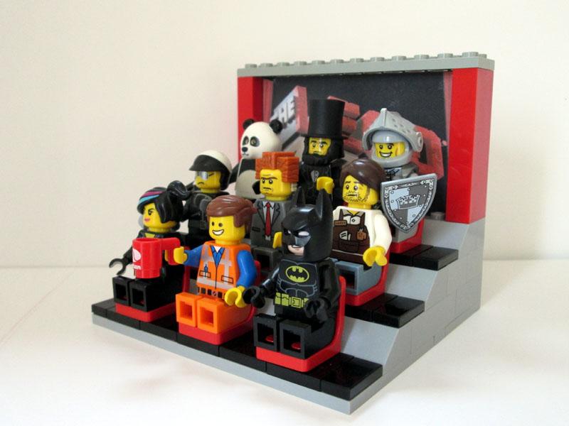 Review: The LEGO Movie Press Kit - Special LEGO Themes - Eurobricks ...