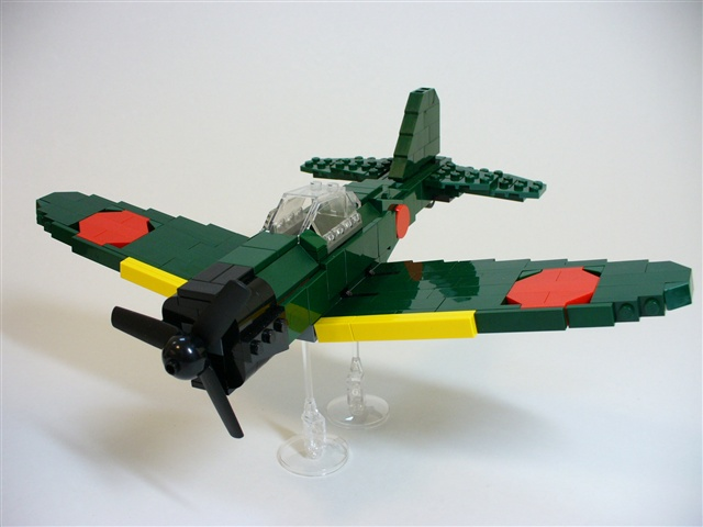 Lego P-51 Mustang - Page 2