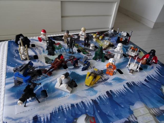 LEGO 報告: 75056 - Star Wars Advent Calendar 2014 - LEGO報告發表處 ...