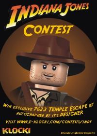 Vignettebricks Indiana Jones And The Vig Of Klocki