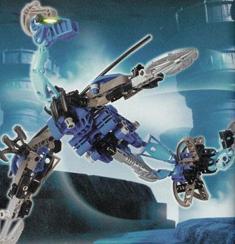 [Bionicle] L'Epopée des Bionicle - Page 8 Protodrake01