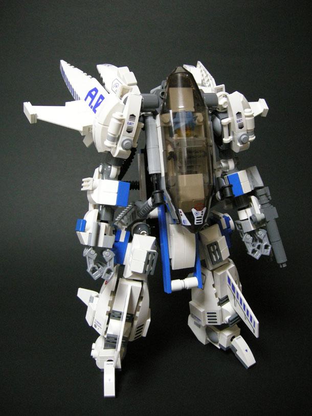 Роботы мехи своими руками 633