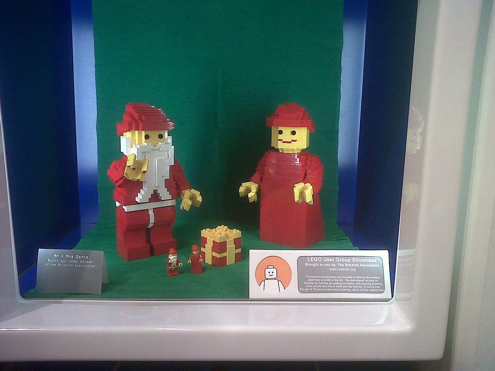 Mr & Mrs Santa
