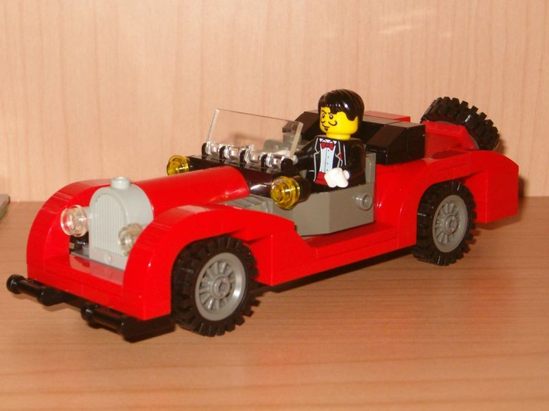 New Vehicles For A New Town Lego Town Eurobricks Forums