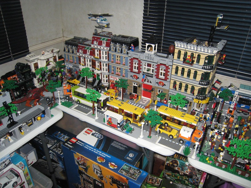 city my city lego