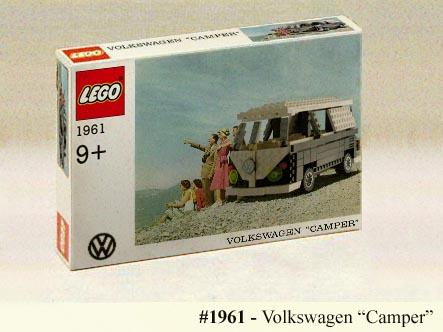 2016 Volkswagen Camper Van >> Volkswagen Camper by legospod | The Brothers Brick | The ...