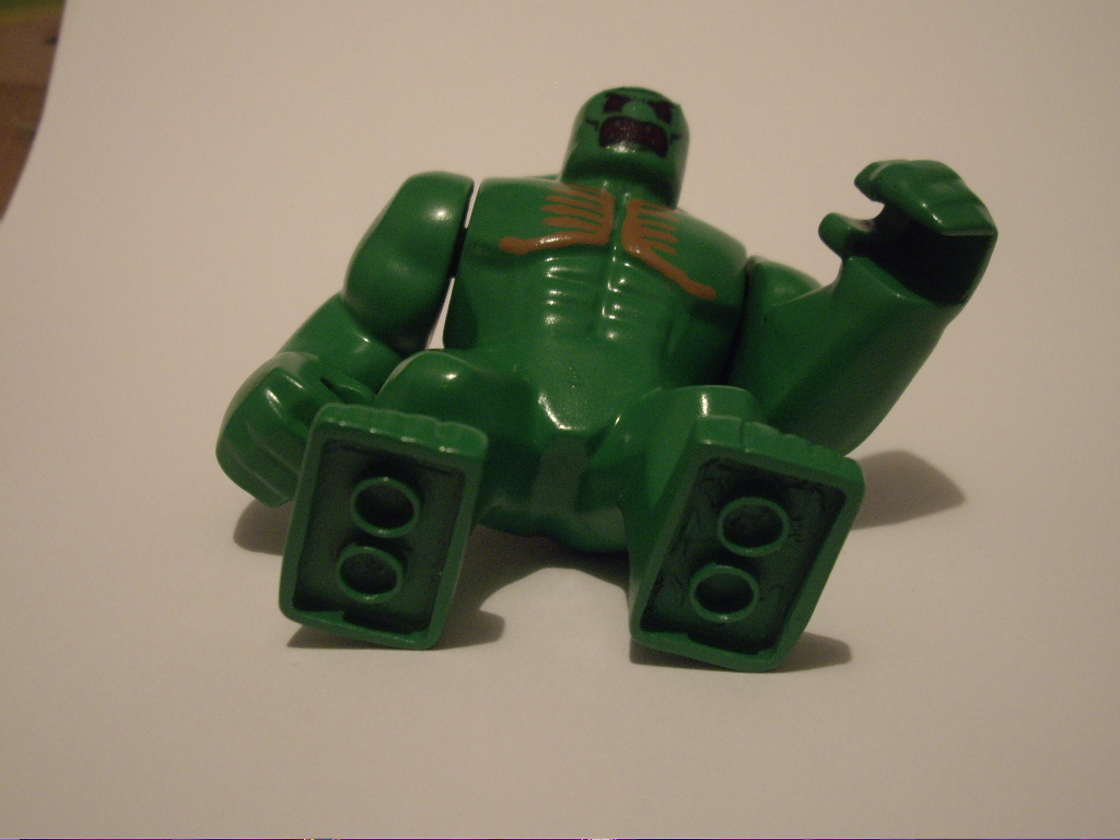 Lego Custom Abomination From The Incredible Hulk Film ...