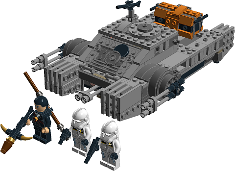 KEY TOPIC] Official LEGO Sets made in LDD - Page 188 - LEGO Digital