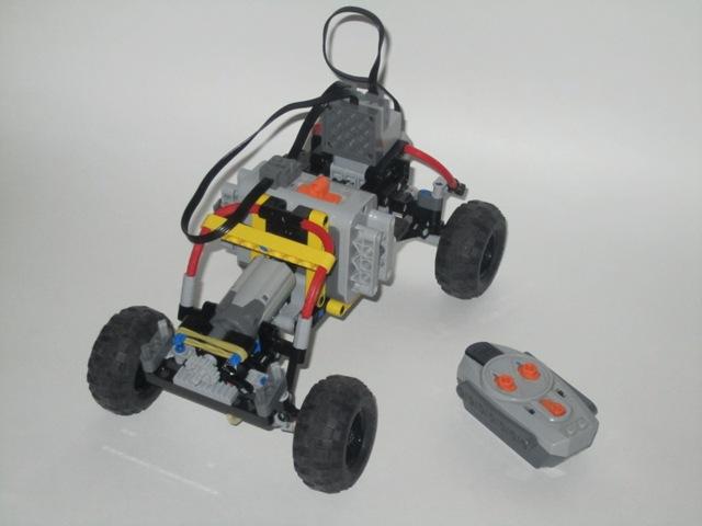 Mini crawler 4x4