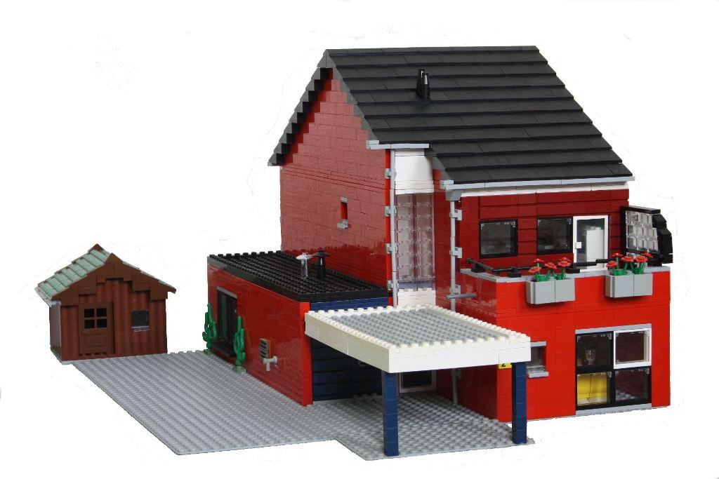 Lowlug bekijk onderwerp eigen huis - Hoe een overdekt terras te bouwen ...