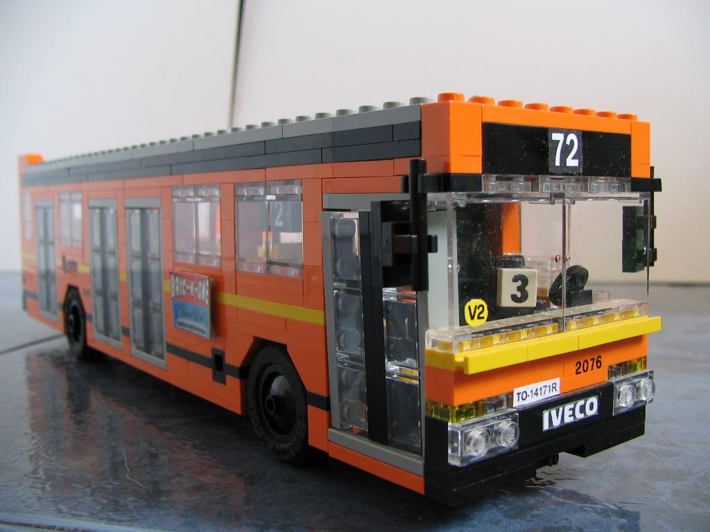 Как сделать автобус фото 391