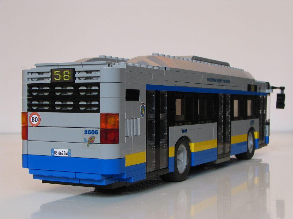 Как сделать автобус фото 663