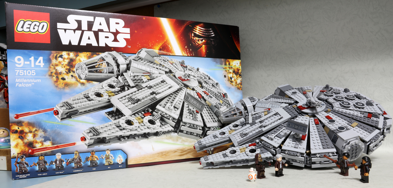 STAR WARS 75105 Millennium Falcon™千年鷹