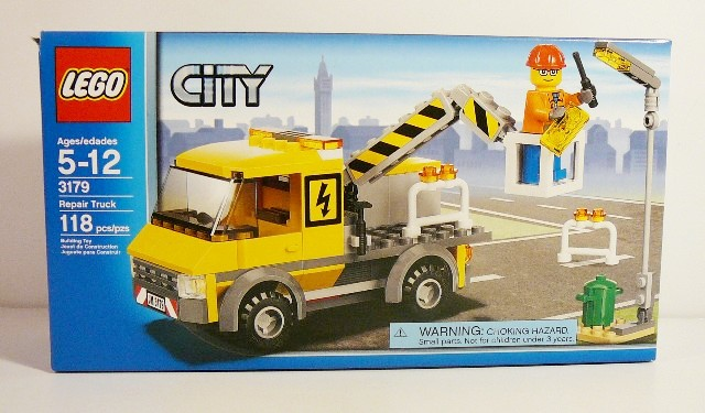 Review: 3179 Repair Truck R1