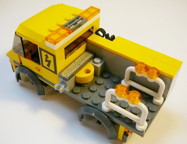 Review: 3179 Repair Truck R21